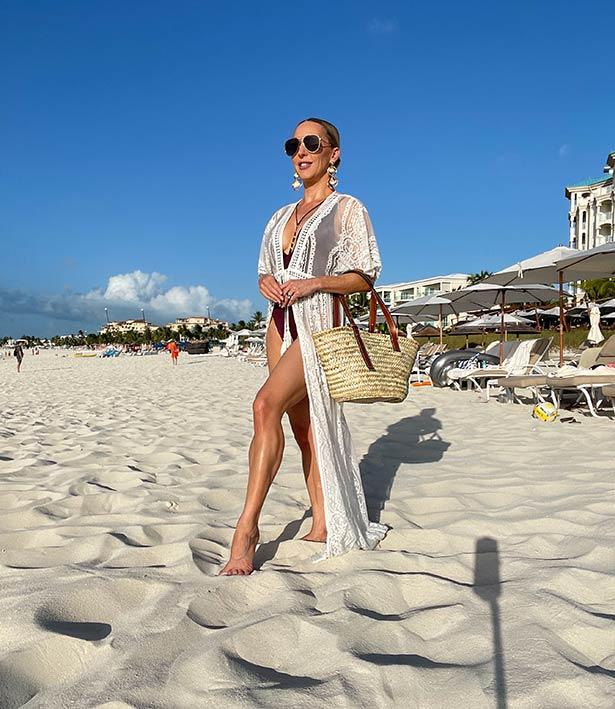 seven stars turks caicos grace bay beach travek blogger