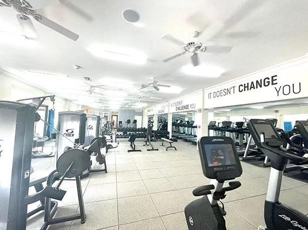 seven stars resort turks caicos fitness center gym