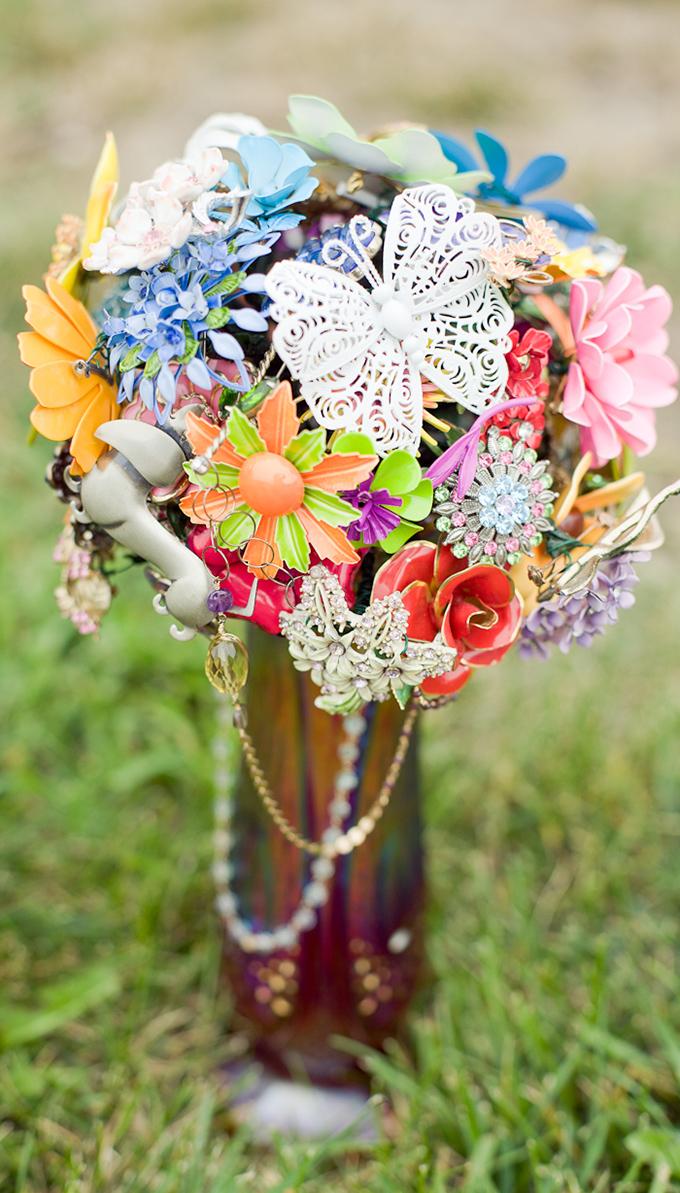DIY greenhouse wedding | Krista Marie Photography-03