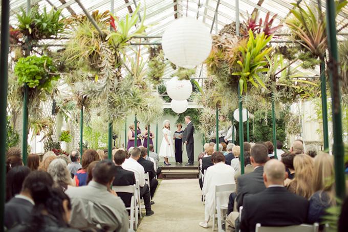 DIY greenhouse wedding | Krista Marie Photography-05