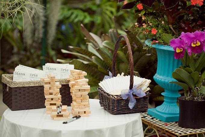 DIY greenhouse wedding | Krista Marie Photography-17