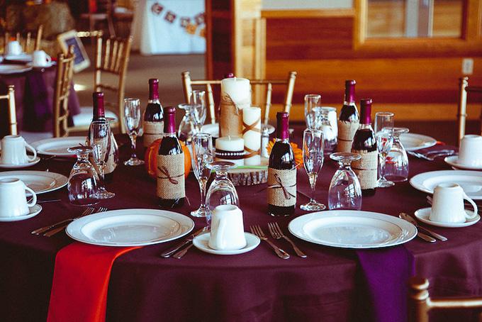 intimate fall wedding | I Heart Photos Studios