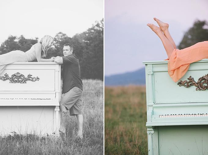 rustic vintage engagement | Jessie Holloway