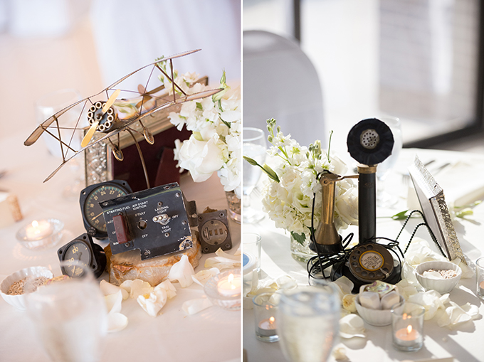 vintage glam wedding | Mark Dickinson
