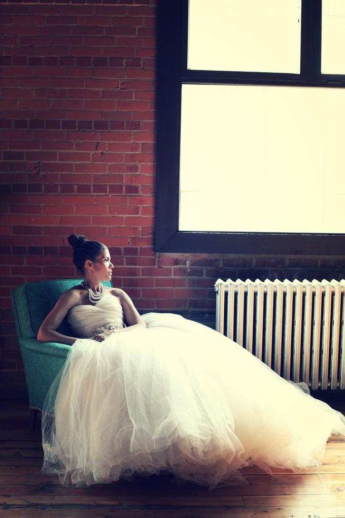 romantic bridal fashion   Tegan Martin-Drysdale