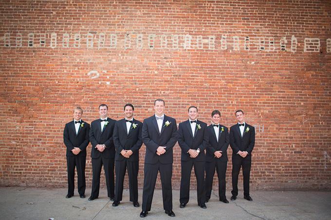 NYC rooftop wedding | Thompson Photography