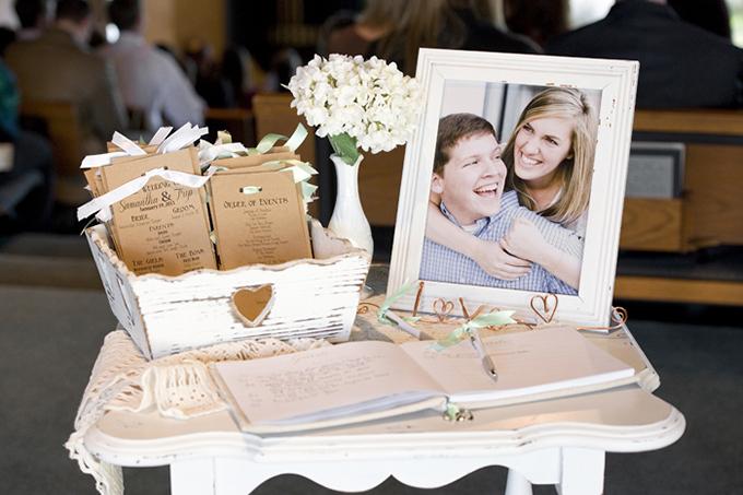 Southern Mint Wedding | Ashley Upchurch Photography