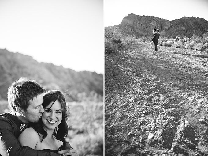 desert engagement session | Bit of Ivory Photography