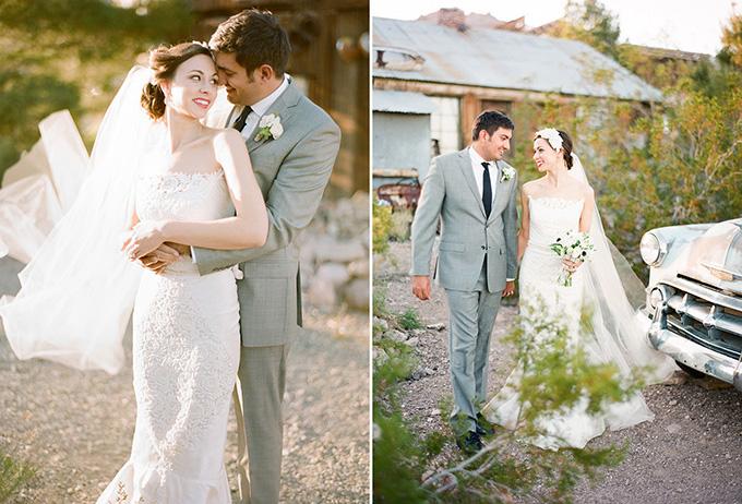 glam desert bridals | Justin DeMutiis