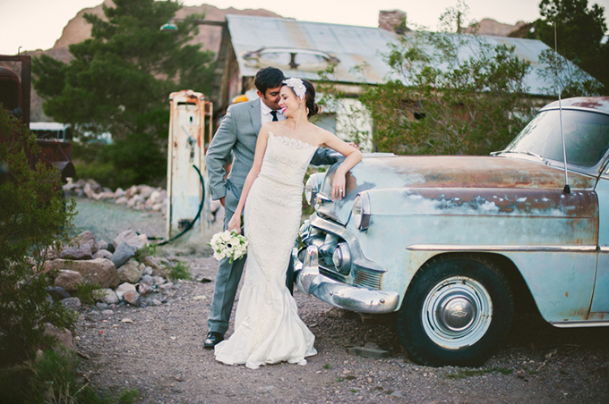 glam desert bridals | Lyndah Wells Photography