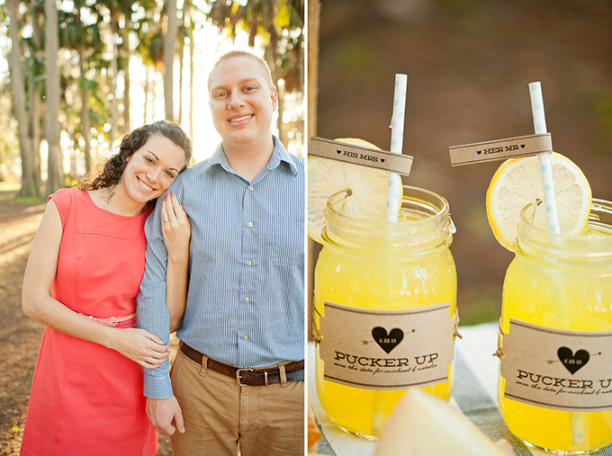 sweet Southern engagement | Krista Marie Photography