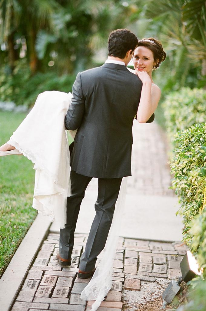 intimate pink and gray wedding   Justin DeMutiis Photography