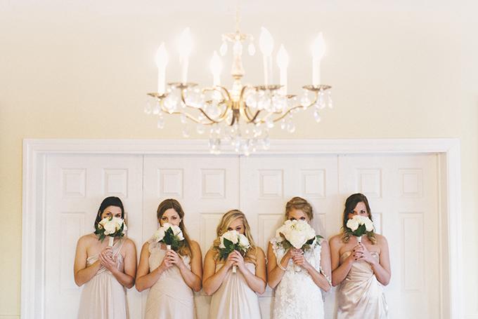 romantic winter wedding | Jessie Holloway Photography