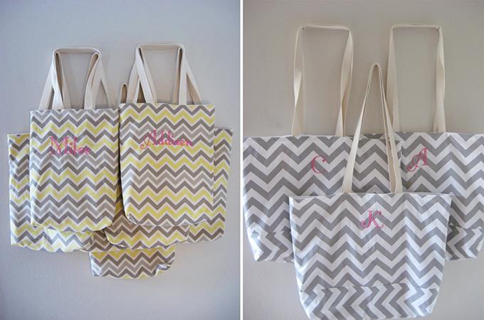 bridesmaid gift idea | Ooh Baby Designs