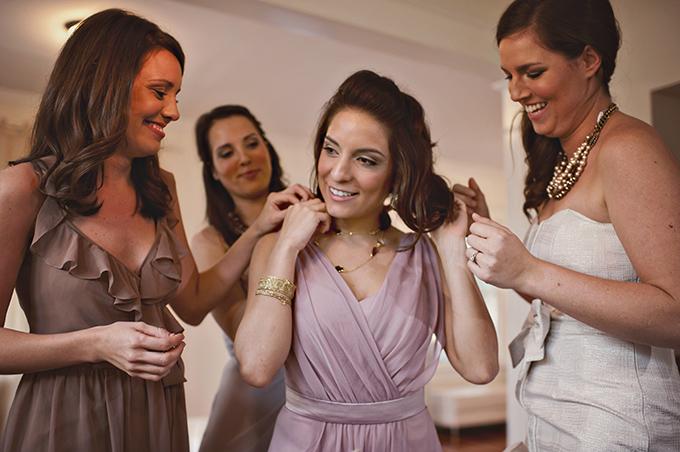 bridesmaid mix n' glitz party | Kismis Ink Photography