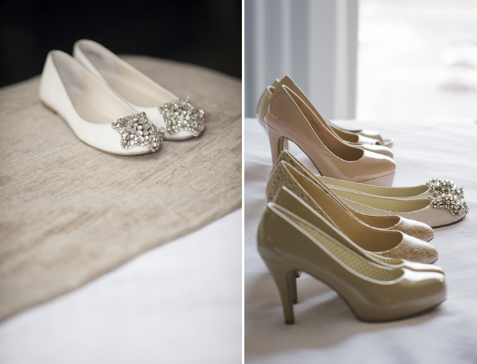 wedding shoes | Aislinn Kate Photography