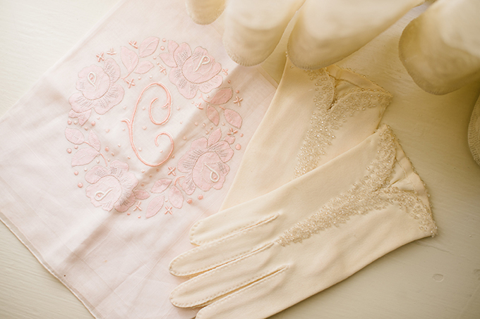 elegant handmade gold wedding   Natalie Franke Photography