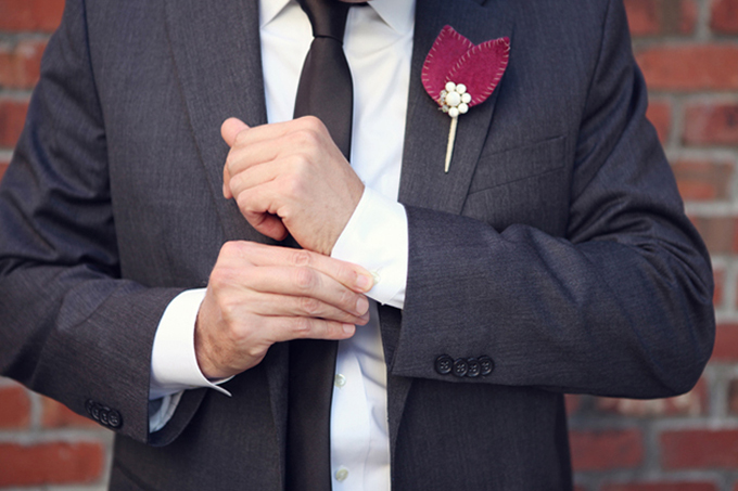 vintage purple wedding | Dana Laymon Photography