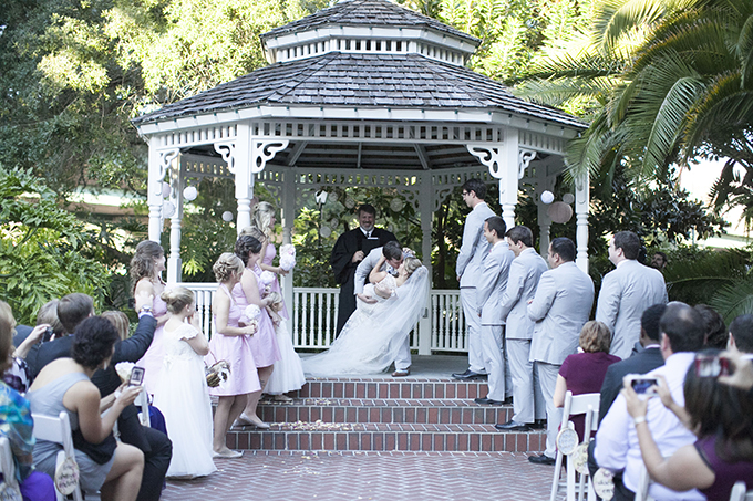 handmade pink wedding | Sarah Bray Photography