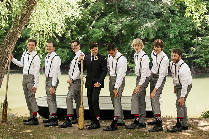 groomsmen | Sarah Becker Photography