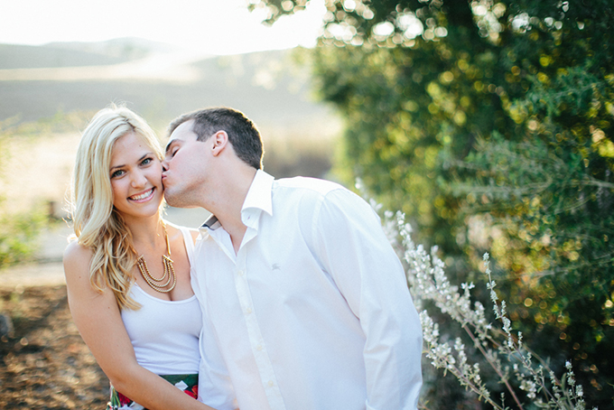 summery California engagement | Troy Grover Photographers