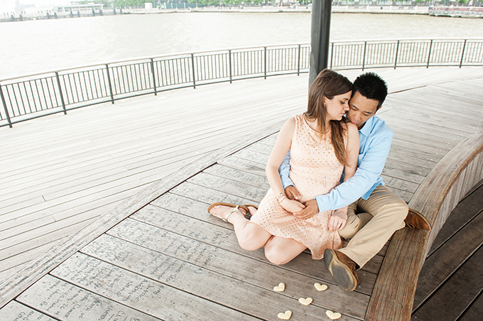 cookie themed engagement session | Mikkel Paige Photography-10