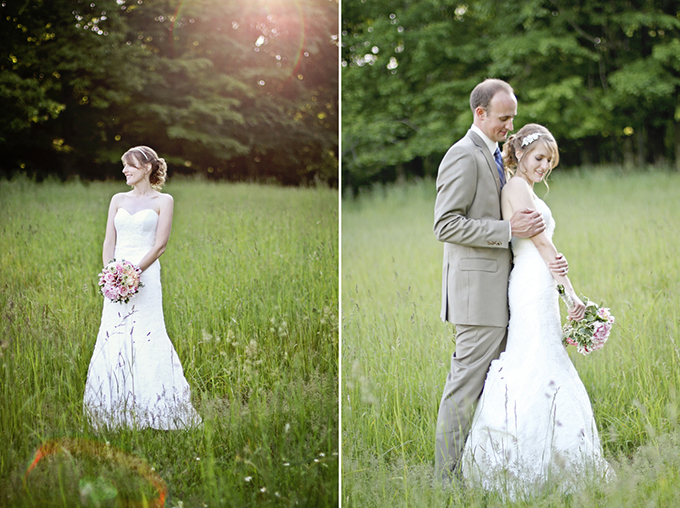 pastel handmade wedding | Holly Cromer Photography | Glamour & Grace