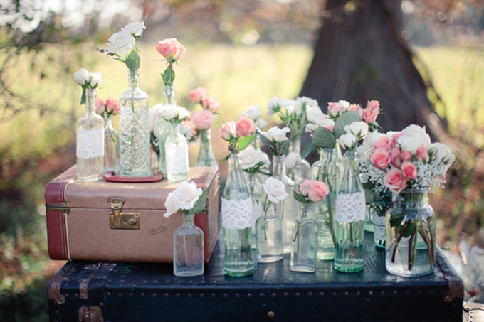 roses and lace | Greer G Photography | Glamour & Grace