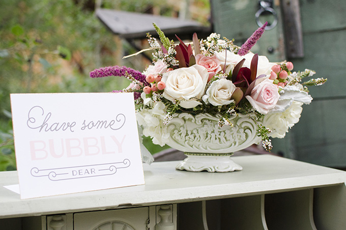rustic art deco wedding inspiration | Green Blossom Photography | Glamour & Grace