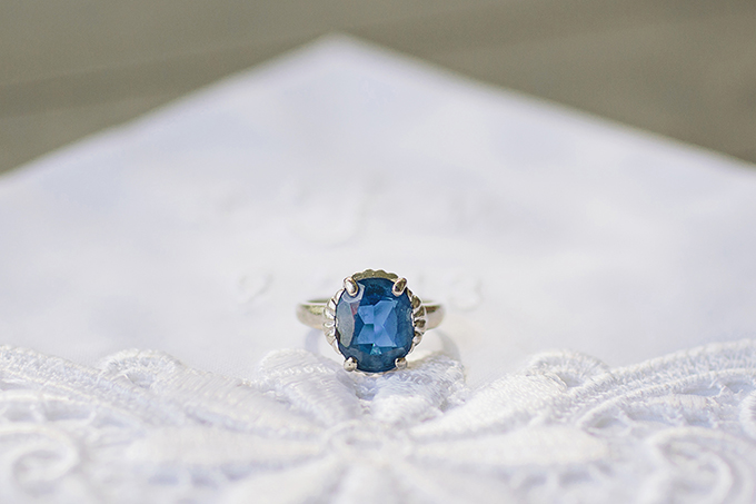 sapphire ring | Brooke Courtney Photography | Glamour & Grace