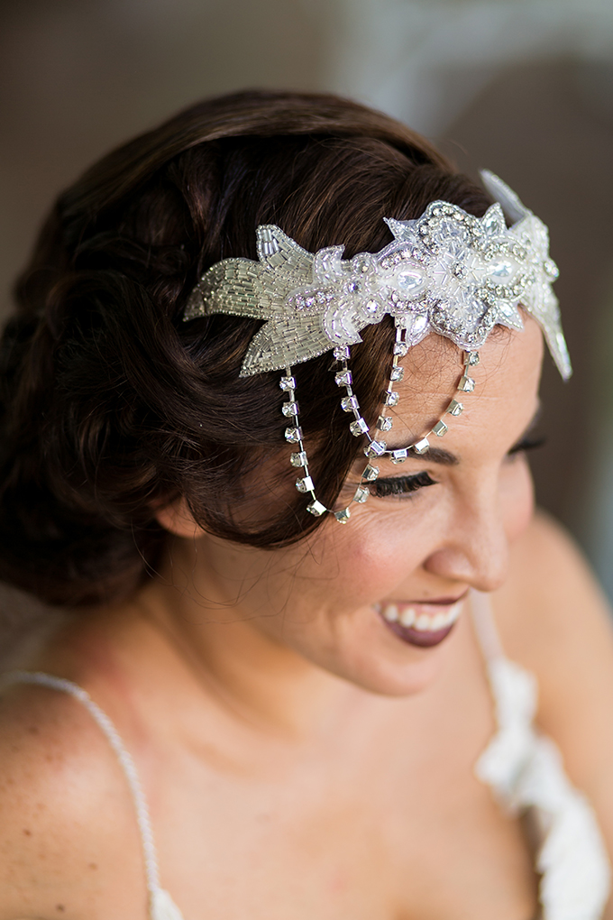 art deco bride | Andi & Zoe Photography | Glamour & Grace