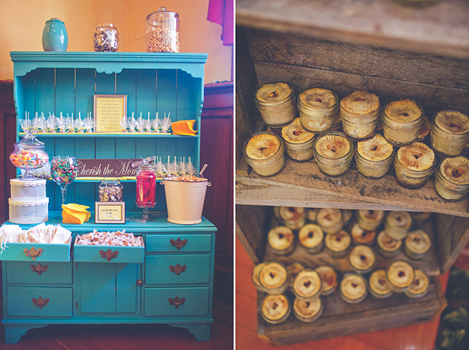 candy bar | Lindsey Gomes Photography | Glamour & Grace