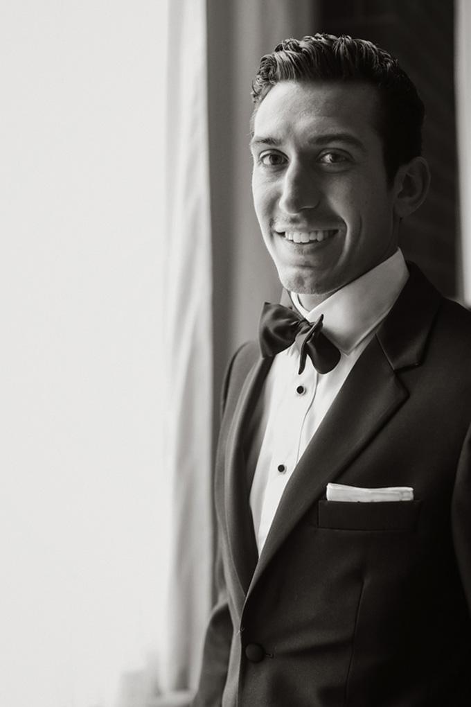 dapper groom | KaBloom Studios | Glamour & Grace