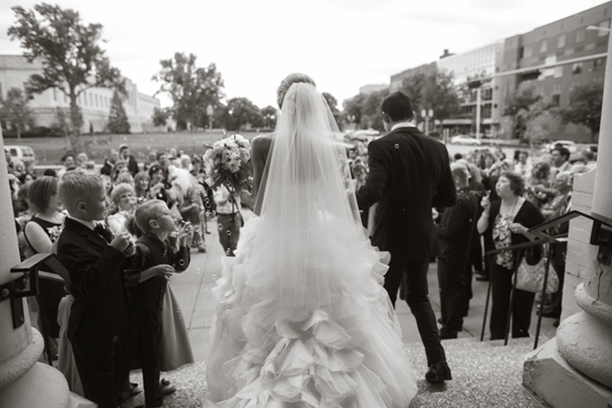 pink calligraphy wedding | KaBloom Studios | Glamour & Grace