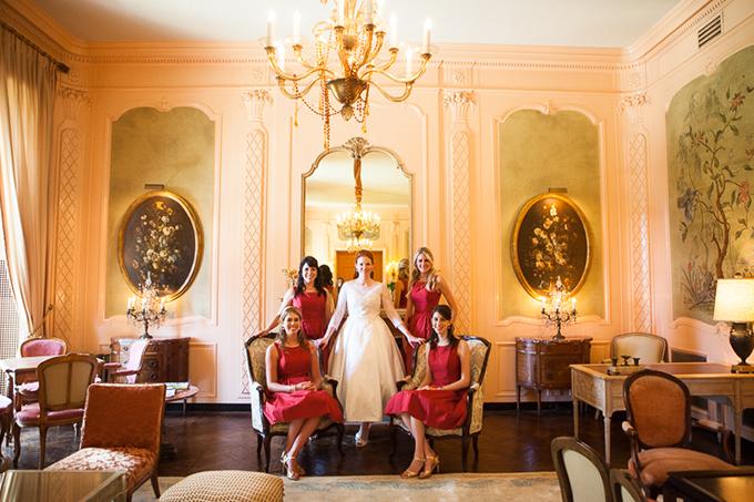classic romantic wedding | Love Light Images | Glamour & Grace