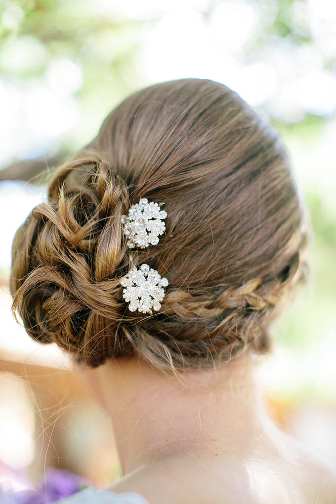 braided updo | ashley tingley photography | Glamour & Grace