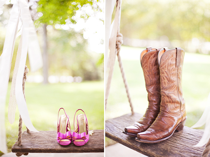 Kate Spade heels and boots | JEN & CHRIS CREED | Glamour & Grace