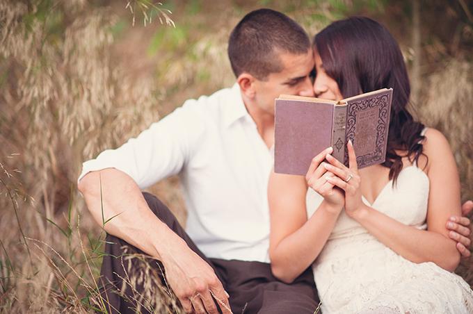 fairy tale engagement | Sun & Sparrow Photography | Glamour & Grace