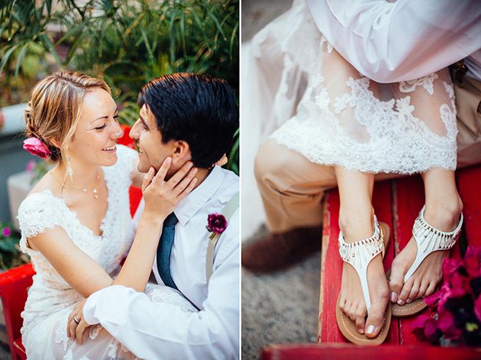 intimate California wedding | Snapmotive | Glamour & Grace