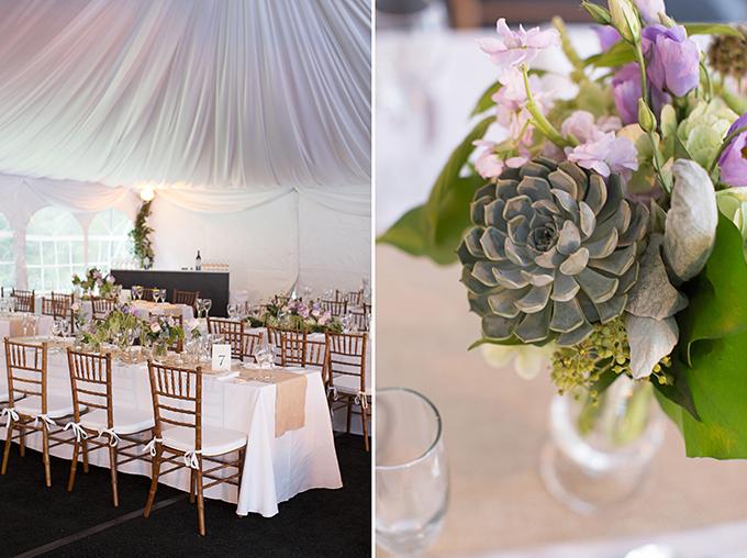 romantic backyard wedding | Brooke Courtney Photography | Glamour & Grace