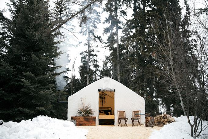 winter bohemian bride | Michelle Larmand Photography | Glamour & Grace