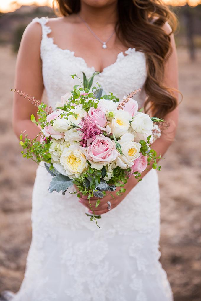pink bouquet | D Park Photography | Glamour & Grace
