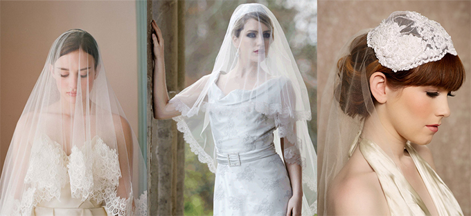 grace kelly wedding veil look alikes | Glamour & Grace