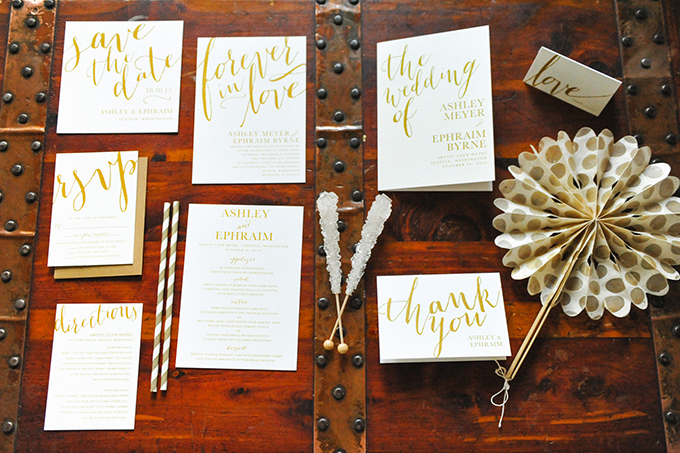 wedding paper divas invitation | Roots Of Life Photography | Glamour & Grace