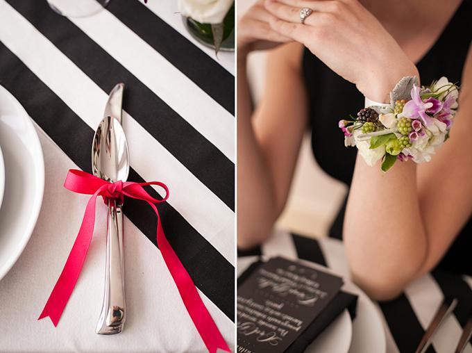 blackberry bridal shower | Jessamyn Harris | Glamour & Grace