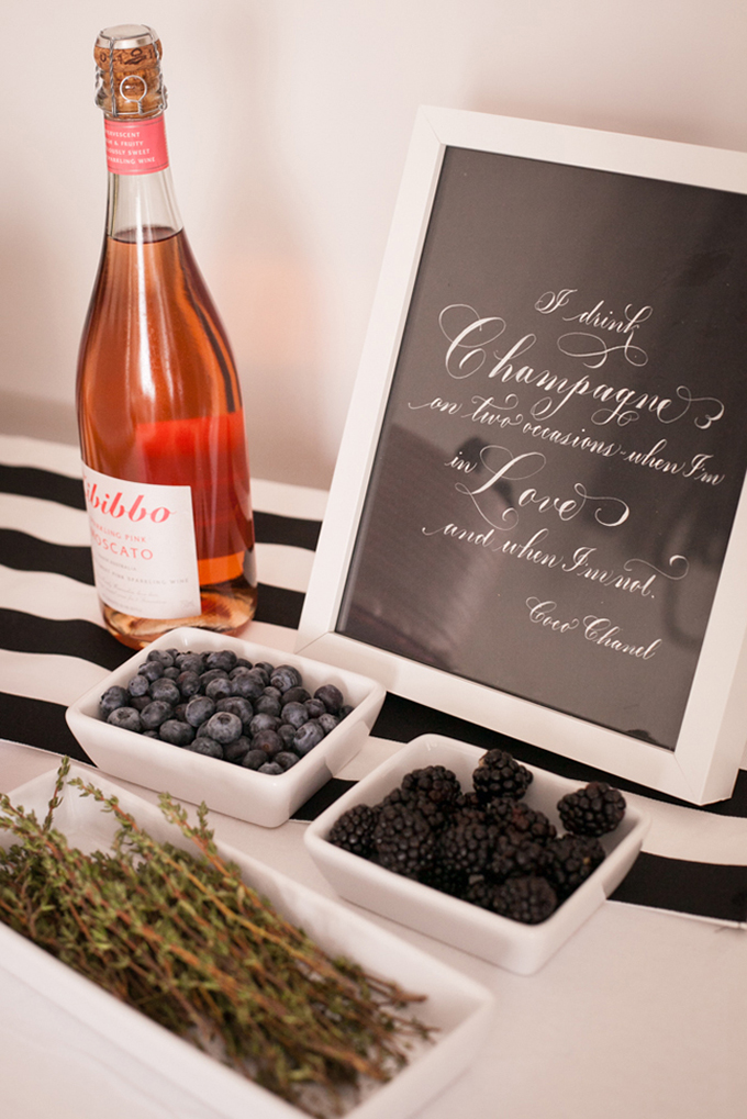 """""""I only drink Champagne on two occasions, when I am in love and when I am not"""" 