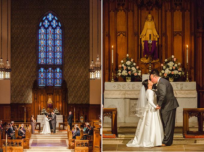 intimate southern wedding | JoPhoto | Glamour & Grace