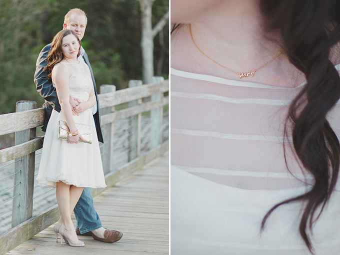romantic first anniversary | By The Robinsons | Glamour & Grace