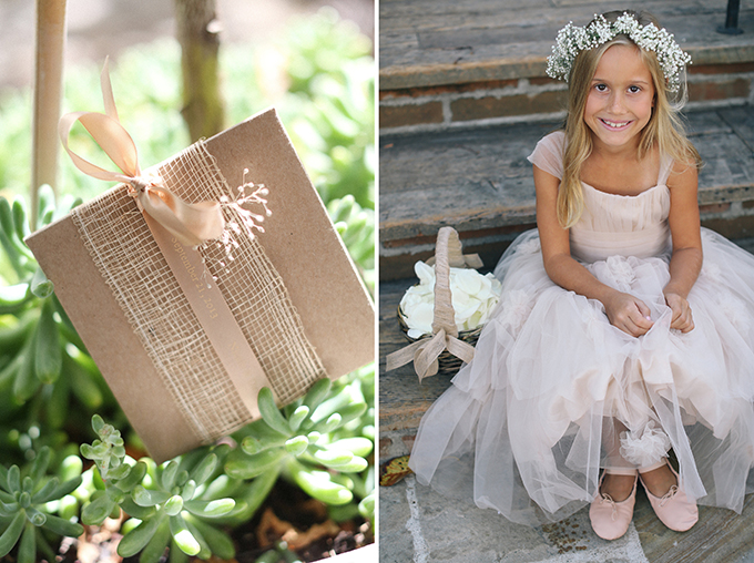 romantic neutral wedding | Allie Lindsey Photography | Glamour & Grace
