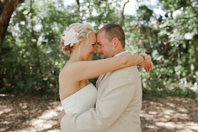 rustic Florida wedding   Jennifer Martin Photography   Glamour & Grace